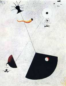 Joan Miro - Mutterschaft