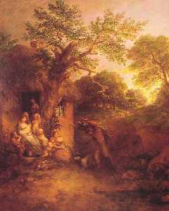 Thomas Gainsborough - Die Holzfäller Return