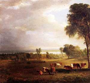 Asher Brown Durand - treffen sturm
