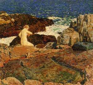 Frederick Childe Hassam - East Head Pool