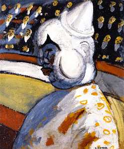 Auguste Chabaud - der clown