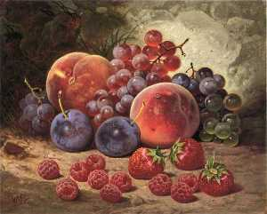William Mason Brown - früchte von sommer