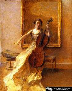 @ Thomas Wilmer Dewing (71)