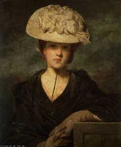Joshua Reynolds - fräulein mary hickey
