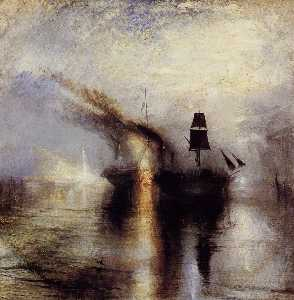 William Turner - Friede