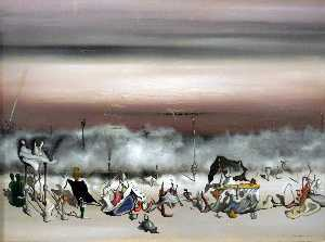 Yves Tanguy - das band des überflusses