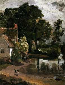 John Constable - Willy Lot-s Haus
