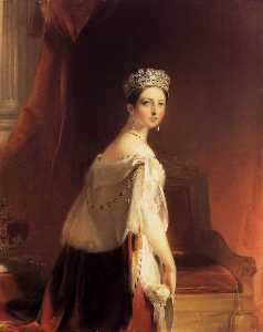Thomas Sully - königin victoria