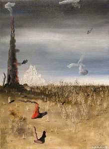 Yves Tanguy - Extinction des lumieres inutiles