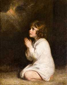Joshua Reynolds - Der Infant Samuel