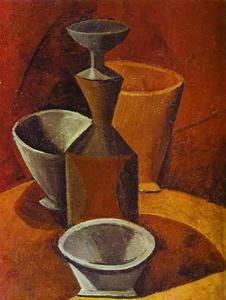 Pablo Picasso - Decanter und Terrinen