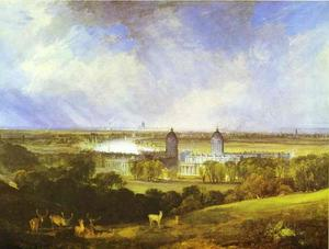 William Turner - London untergebracht