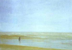 James Abbott Mcneill Whistler - meer und regen