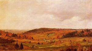 Frederic Edwin Church - Autumn Dusche