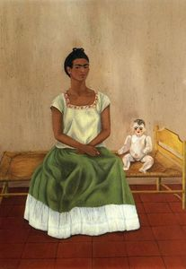 Frida Kahlo - Me and My Puppe