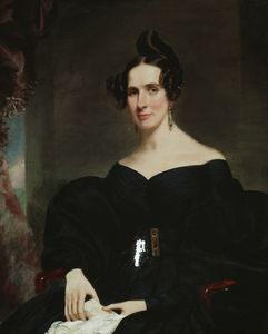 Samuel Lovett Waldo - Mrs. James Mackie
