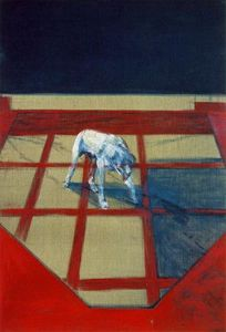 Francis Bacon - Hund