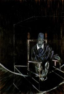 Francis Bacon - Papst II