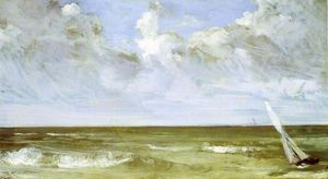 James Abbott Mcneill Whistler - Das Meer