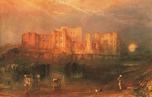 William Turner - Kenilworth Burg