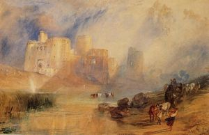 William Turner - Kidwelly Burg