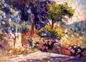 Henri Edmond Cross - Die Flowered Trees