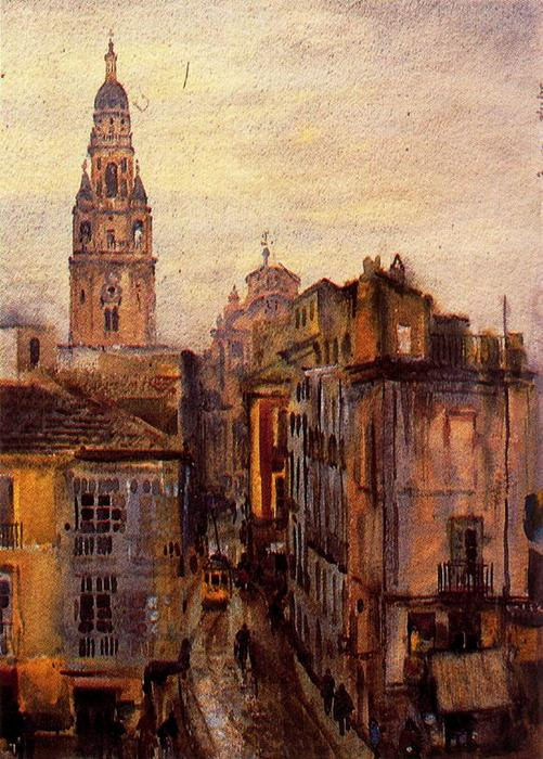 Murcia von Jorge Apperley (George Owen Wynne Apperley) (1884-1960, United Kingdom) | ArtsDot.com