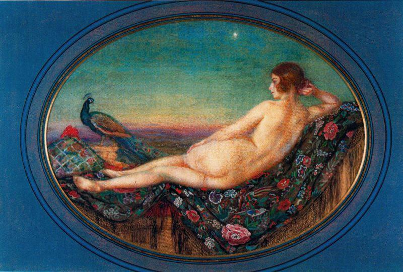 Twighlight von Jorge Apperley (George Owen Wynne Apperley) (1884-1960, United Kingdom)