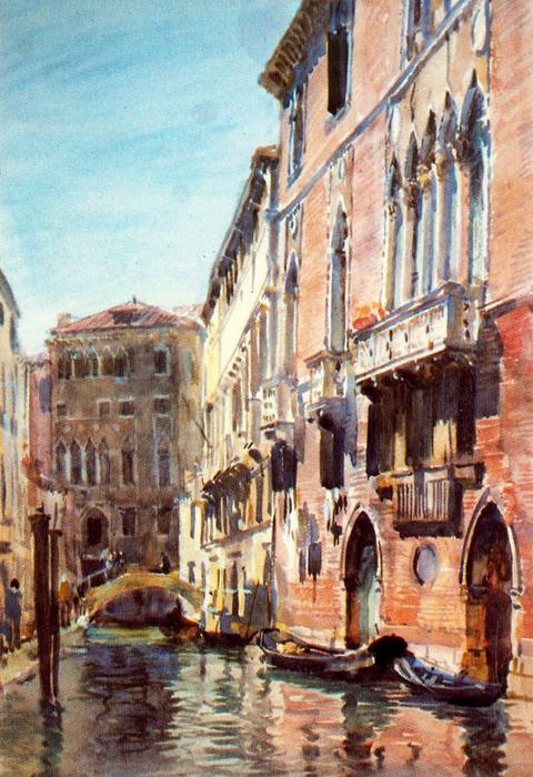 Venice 2 von Jorge Apperley (George Owen Wynne Apperley) (1884-1960, United Kingdom)