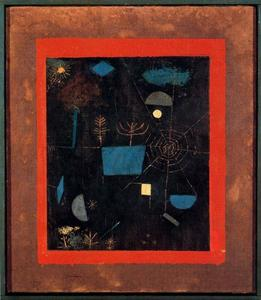 Paul Klee - Spinnengewebe