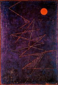 Paul Klee - Multicolor strahl
