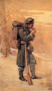 William Gilbert Gaul - Der Infanterist
