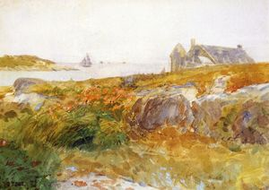 Frederick Childe Hassam - Isles of Shoals