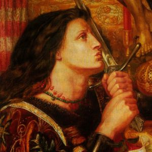 Howard Pyle - Jeanne d Arc