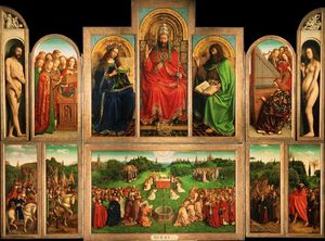 Jan Van Eyck - Der Genter Altar