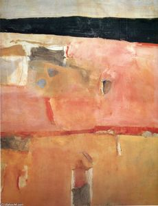 Richard Diebenkorn - Albuquerque No. 11