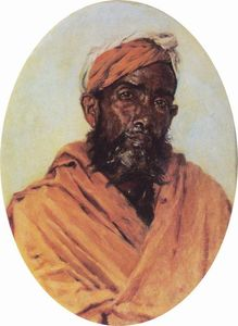 Vasily Vasilevich Vereshchagin - Moslem Servant