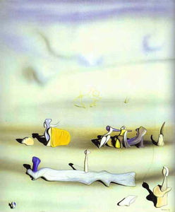 Yves Tanguy - morgen