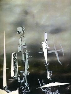 Yves Tanguy - Phantoms