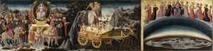 Domenico Di Michelino - The Triumph of Fame, der Trium..