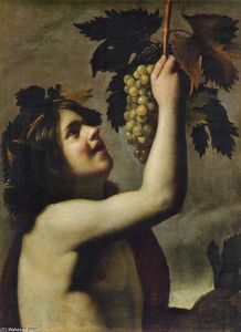 Tommaso Salini - Der Young Bacchus