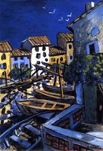 Auguste Chabaud - Martigues