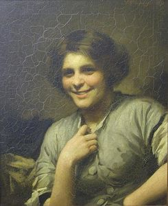 Thomas Benjamin Kennington - Molly, die Magd des Gasthauses