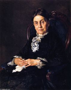 Julius Garibaldi Melchers - Mrs. Samuel Mountfort Pit..