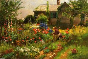 Abbott Fuller Graves - In der Nähe von Kennebunkport