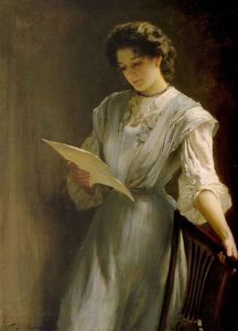 Thomas Benjamin Kennington - Lesen den Brief