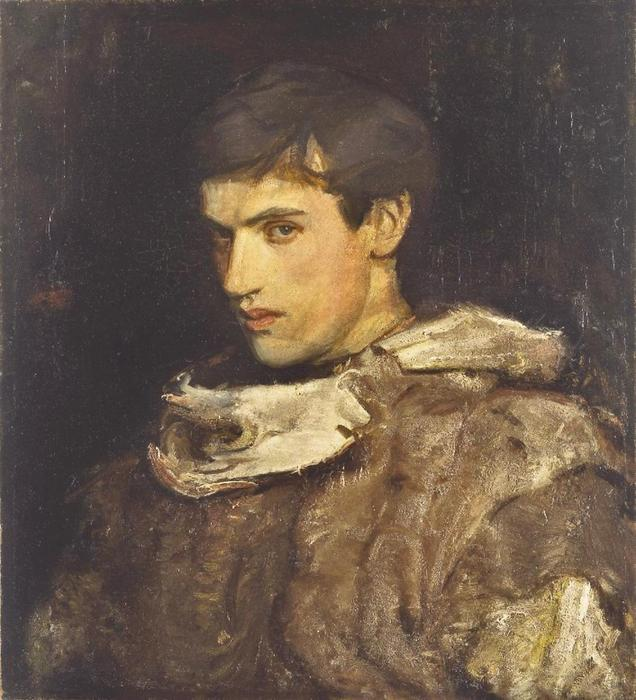 William Michael Spartali Stillman von Abbott Handerson Thayer (1849-1921, United States)