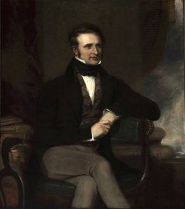 Thomas Clement Thompson - Dudley Ryder, Viscount Sandon