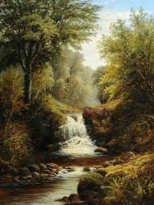 William Mellor - landschaft