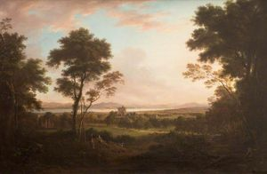 Alexander Nasmyth - Castle Huntly